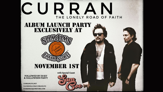 Curran (Album Launch Party)